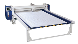 Trapuntatrice elettronica MC H 2400 – H 2800 – H 3300